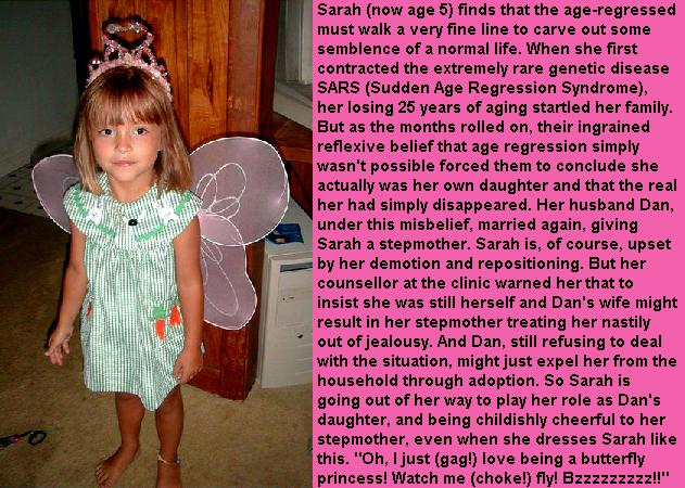Confessions of a Butterfly Princess